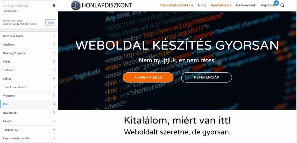 wordpress ez a honlap megfelel a technikai nehézségek